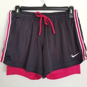 Nike Pro Combat Dri-Fit Double Layer Mesh Shorts M